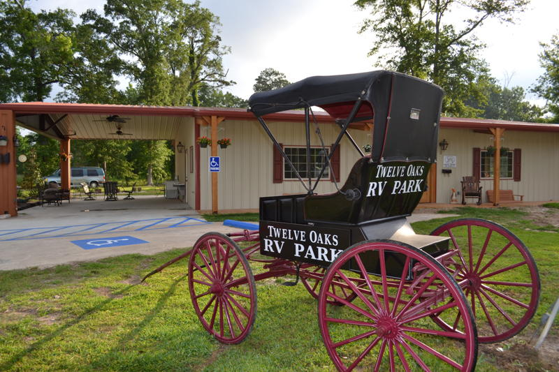 12 Oaks Rv Park In Lake Charles La Rv Parks Near Lake